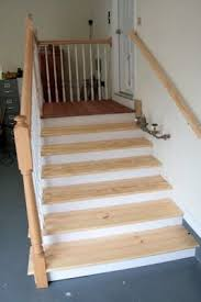 stairs from garage to house.  From Garage Stairs With Landing  Bing Images More Intended Stairs From Garage To House R