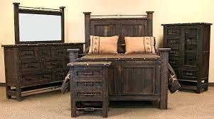 rustic king bedroom sets rustic bedroom set rustic california king bedroom sets