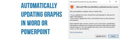 How To Make A Signup Sheet On Word Magnificent Automatically Updating Graphs In Word Or PowerPoint Evergreen Data