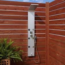 outdoor shower fixtures stunning outdoor pool shower fixtures tyres2c