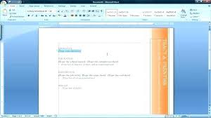 How To Find Resume Template On Microsoft Word 2007 Best of Resume Template Microsoft Word 24 Elegant Resume Template Elegant