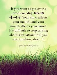 Joyce Meyer Quotes Unique Joyce Meyer How To Get Over A Problem Quote