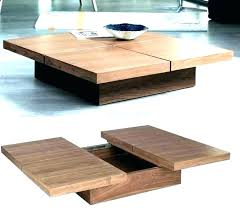 square reclaimed wood coffee table small square coffee table with storage small coffee table with drawers