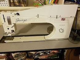George For Sale - For Sale - Used Quilting Machines - APQS Forums & geo machine.jpg Adamdwight.com