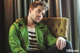 s men of style adam lambert on why he s put down a lot of the makeup