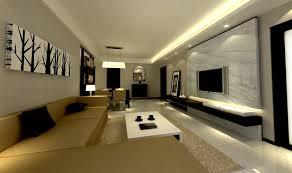 living room design lighting modern house