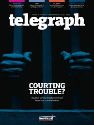 Nautilus Telegraph November 2018 By Nautilus Telegraph Issuu