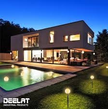 Awesome Solar Powered Exterior Lights Contemporary  Interior Solar Exterior House Lights