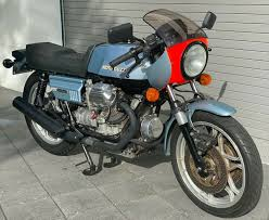 florida cafe 1978 moto guzzi 850 le