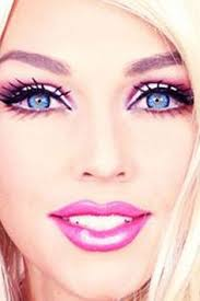 5 amazing barbie makeup tutorials you have to try this