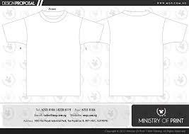 Sg Template T Shirt Template Tshirt Printing Singapore Ministry Of Print