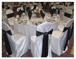 black furniture covers. Satin Chair Cover WITH Sash Black Furniture Covers