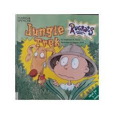 rugrats jungle trek