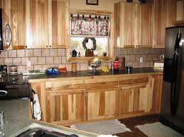 Home Depot Kitchen Furniture Hickory Kitchen Cabinets Home Depot All Home Ideas Rustic