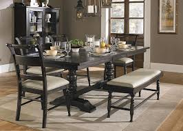 liberty furniture dining table. 6 Piece Trestle Table Set Liberty Furniture Dining T