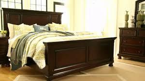 Ashley Furniture HomeStore - Porter Panel Bed