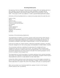 Examples Of Branding Statements For A Resume Education Or Professional Resume Examples Entry Level