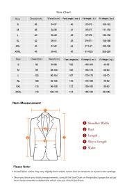 46 Reasonable Mens Coat Measurements Chart