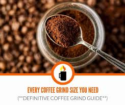 How To Grind Coffee Beans Sizing Guide Hot Mug Coffee
