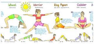 Yoga Women Chart The Vegan Society