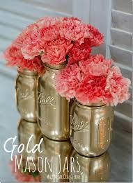 how to spray paint jars mason jar crafts love