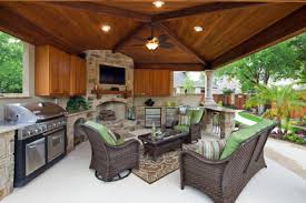 popular outdoor patios and kitchens with pool ideas covered patio designs backyard patio decorating ideas