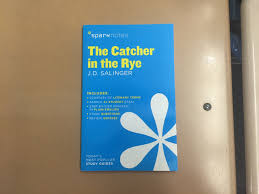catcher in the rye literary analysis essay holden caulfield in the  catcher in the rye south bay exchange this a very useful book to have for anyone