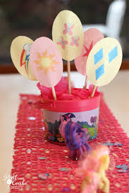 my little pony birthday party great ideas for food and decorating for a my little
