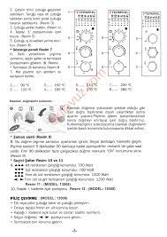 Termikel 13007-WWB Fırın - Kullanma Kılavuzu - Sayfa:3 - ekilavuz.com