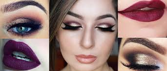 best party makeup tutorial step by step looks 2016 2017