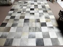 grey cowhide patchwork rug 250 x 350 cm readily available patchwork rugs rugs and hides