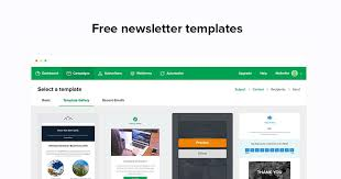 Ngo Newsletter Templates Email Newsletter Templates Mailerlite