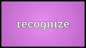 Image result for recognize