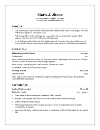 Back to Post :10 Phlebotomist Resume Sample