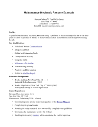 Resume Examples For No Experience Free Resume Example And