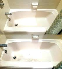 bathtub cleaning solution bathtub cleaning brush solution with hydrogen peroxide dawn and soda long for drill