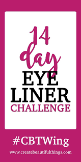 last week i asked you about your biggest makeup challenges and what you would love to learn more about one of your answers was the winged eyeliner and i