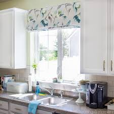 kitchen window treatments. Unique Kitchen Everything I Learned About Choosing Kitchen Window Treatments That Are Both  Beautiful And Practical If You Have Concerns Durability Light Control  Intended Kitchen Window Treatments L