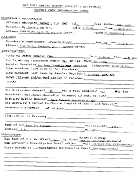 Autopsy Report Sample Magdalene Project Org