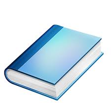 Image result for picture of a blue book