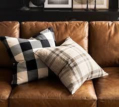 buffalo check plaid decorative pillow