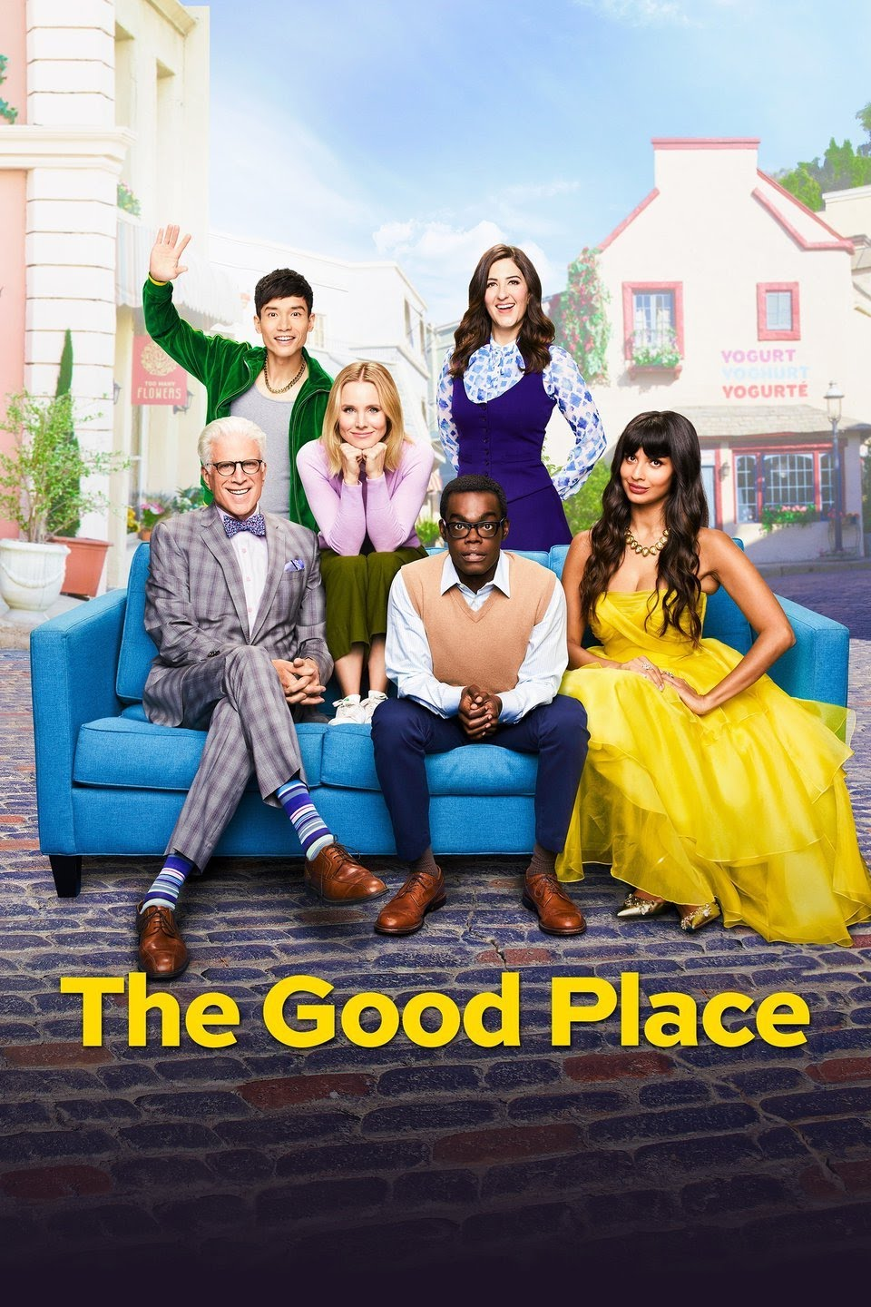 incredible feel-good TV shows