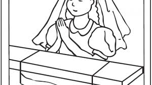 Holy Communion Coloring Pages For Kids Invigorate 14 Page Printables
