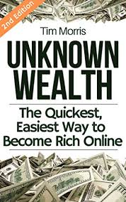 Easiest Online Jobs Unknown Wealth The Quickest Easiest Way To Become Rich Online Work From Home Jobs How To Get Rich How To Make Money Online Ways To Make Money