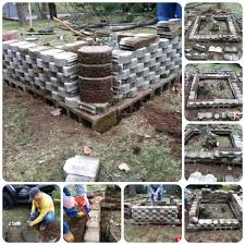 diy patio with fire pit. Real Backyard Fire Pit Idea Diy Patio With