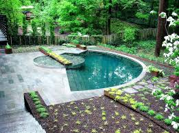 natural looking in ground pools. Small Swimming Pools Walmart Built With Natural Look Pool Looking In Ground