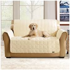excellent ideas waterproof pet furniture covers marvelous sure fit waterproof quilted suede sofa pet cover