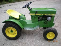"jd model 110 112 old green tractors jd model ""110"" serial 49 808 john deere model 112 hydraulic electric lift"