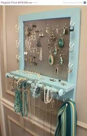 wall mounted jewellery holder lovely on lovely turquoise wall mounted jewellery organizer with a bracelet