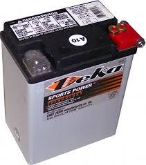 Deka Etx15l Power Sports Agm Battery